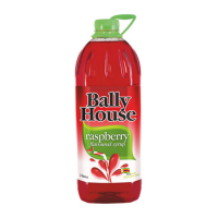 BALLY HOUSE RASPBERRY SYRUP 2L