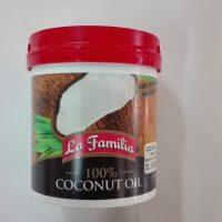 LA FAMILIA COCONUT OIL 1LT